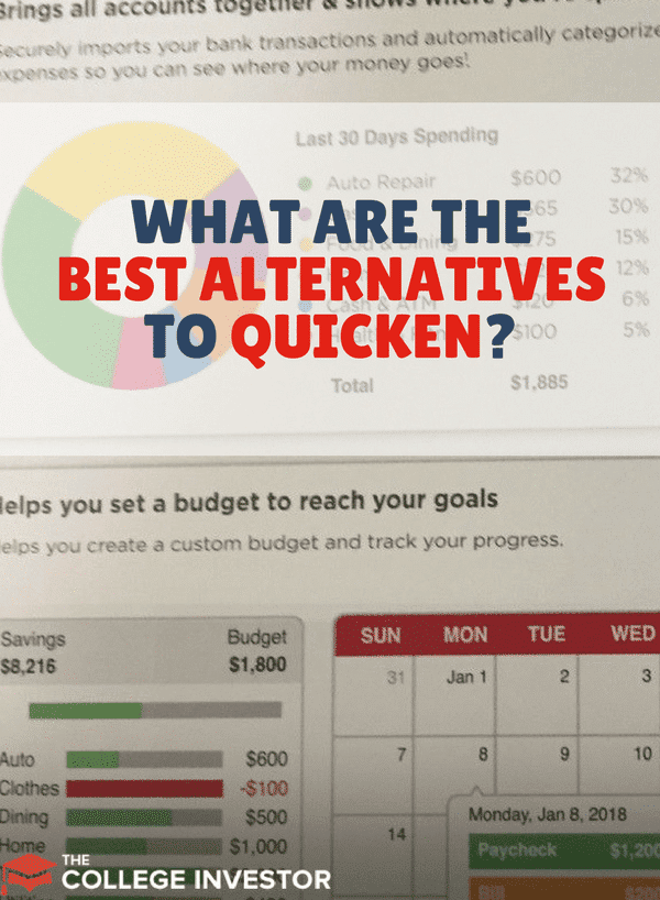 So you've heard of Quicken, but are looking for some excellent alternatives... look no further!