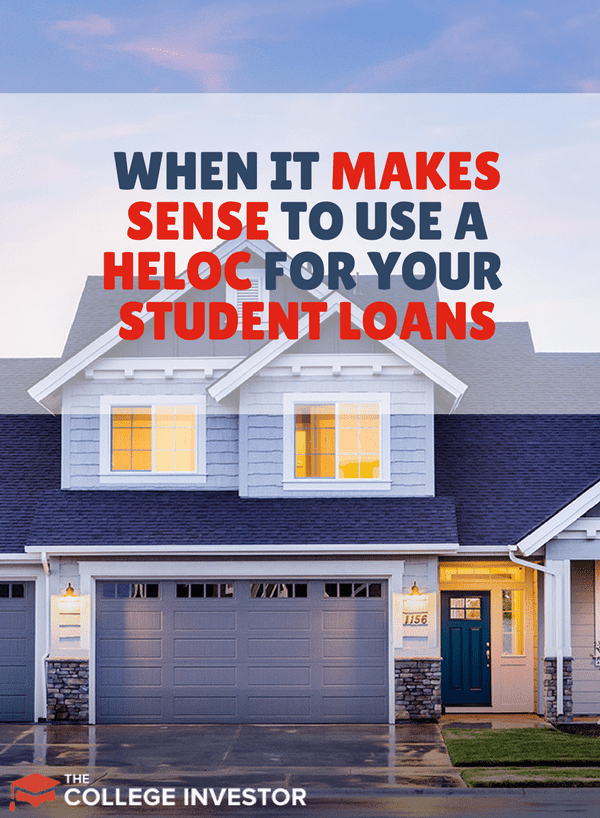 So you are considering using HELOC to finance your student loans, but not sure if it's the right decision. ???????? This is what you should make sure to consider.