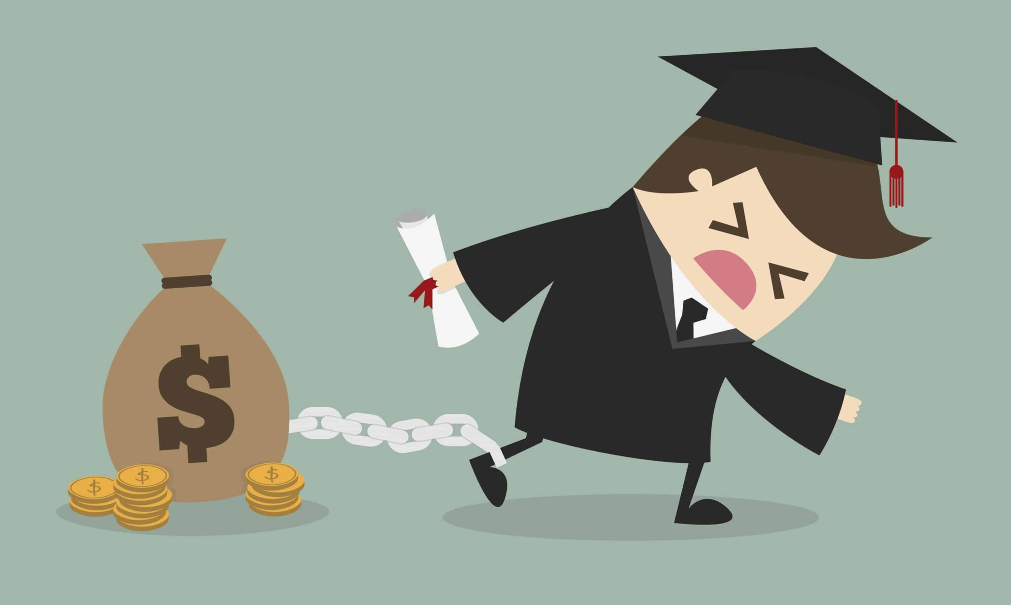 How To Improve Your Credit If You're Behind On Your Student Loans