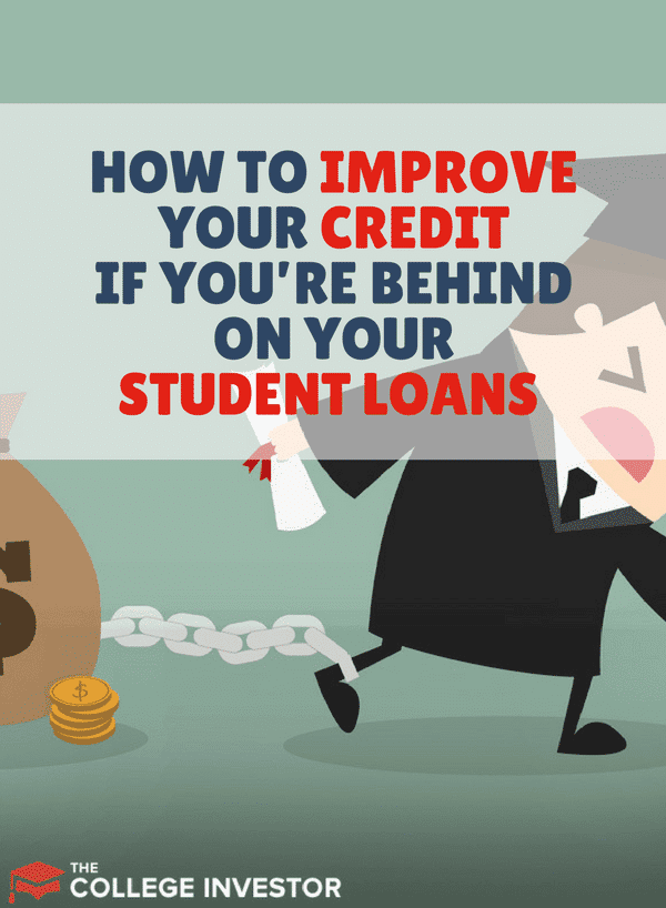 How much ???? do you currently owe in student loans? ???? If it's a sizable amount there's a good chance you might at some point get behind on your payments. ???? If that's currently happening or happens, this is how you can improve your credit! ????????