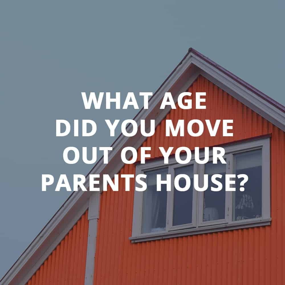 How To Move Out Of Your Parents House (Emotionally and Financially)