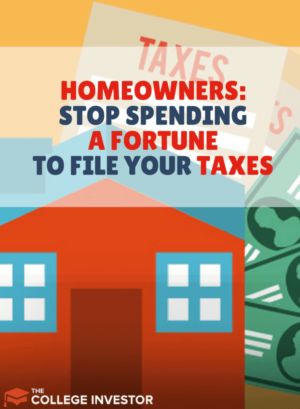 Homeowners have typically gotten the short end of the stick when it comes to paying to file their taxes. However, this year, there are some great ways to have a free or low cost tax return, even if you own a home.