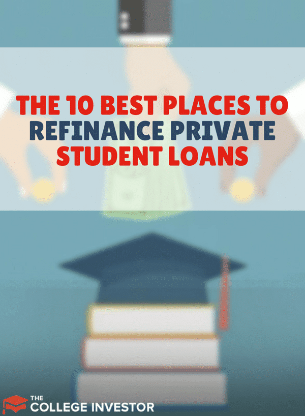 We break down the ten best places to refinance student loans - from banks to online lenders, comparing the perks, interest rates, qualification requirements, and more.
