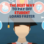 The Best Ways To Pay Off Student Loans Faster