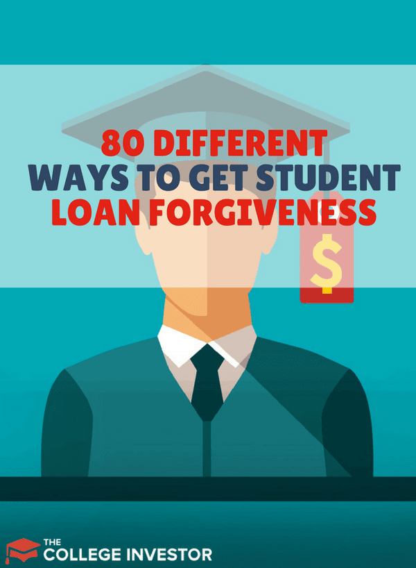 We break down a full list of over 50 different ways to get student loan forgiveness, from repayment plans, to loan forgiveness, to student loan repayment assistance programs.