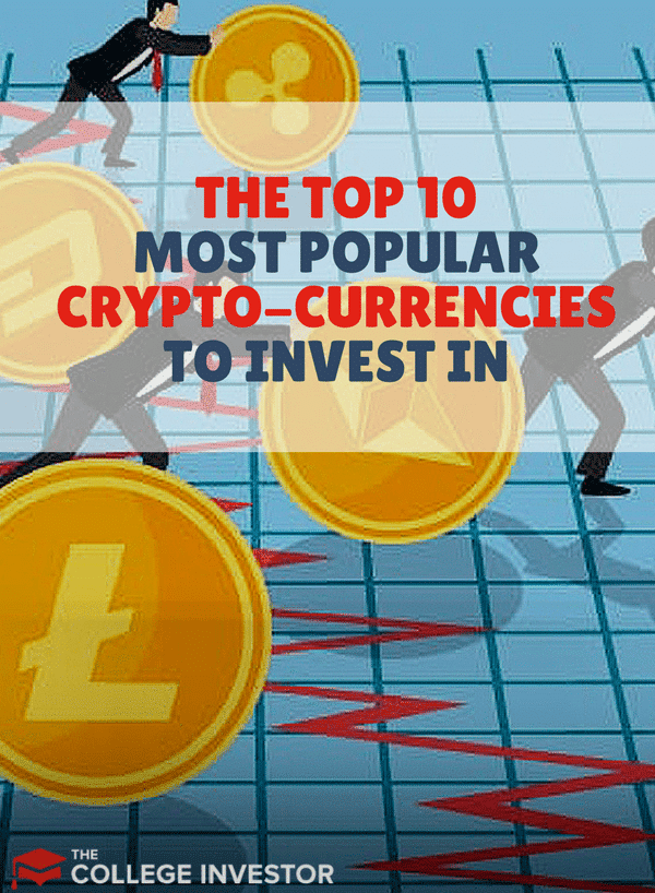 We break down the ten most popular cryptocurrencies to invest in, not just based on market capitalization, but also on buzz and practicality.