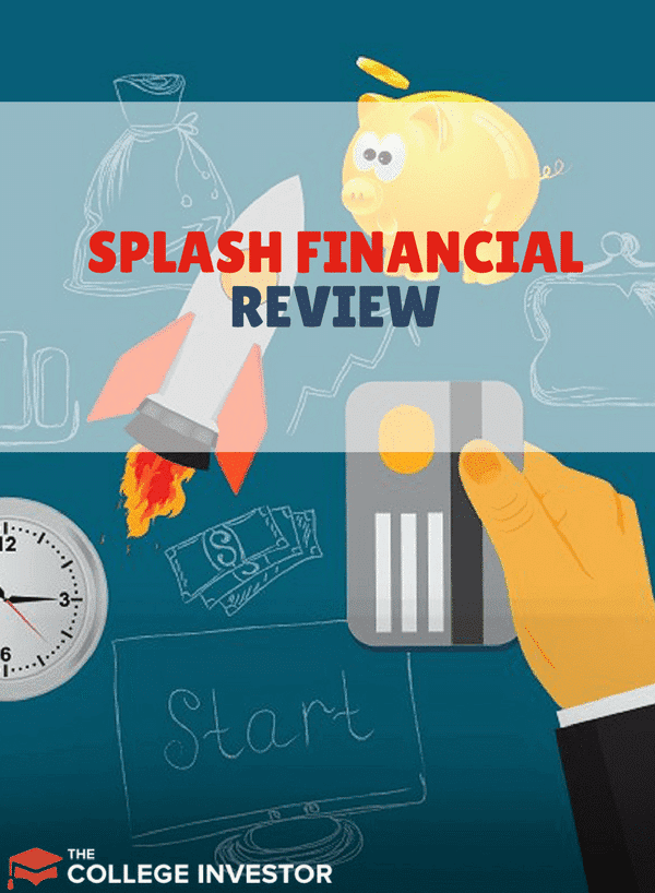 Splash Financial is a loan refinancing service that specifically works with medical professionals who are drowning in student loan debt.