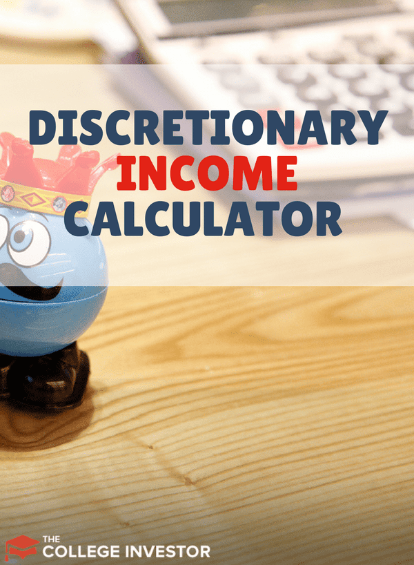 Use our discretionary income calculator and see how your income can impact your student loans and income driven repayment plans.