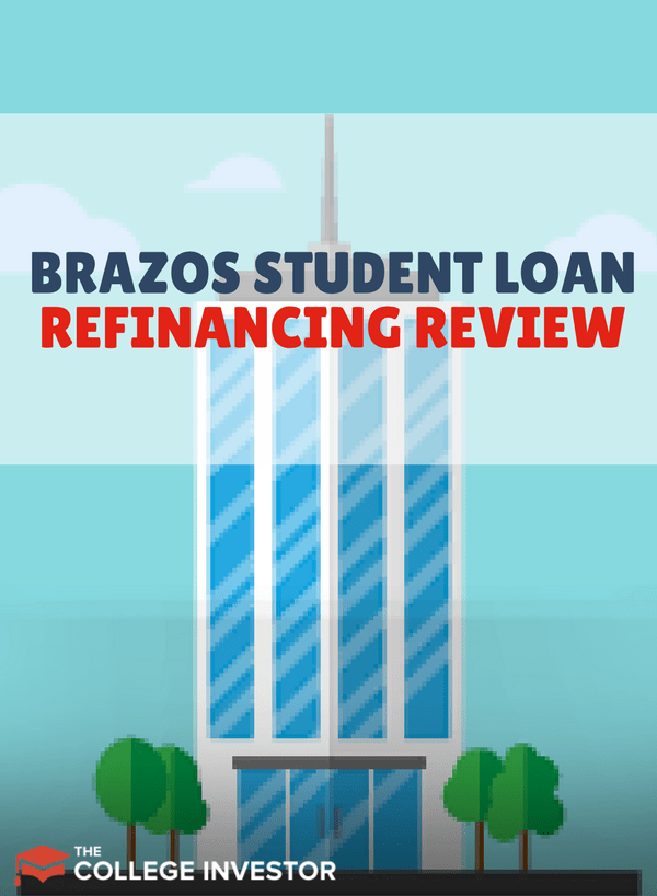 If you're looking to refinance your student loans due to high interest rates, take a look at this Brazos student loan refinancing review and see if you qualify!