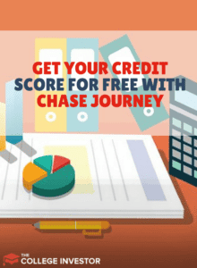 How To Get Your Credit Score For Free With Chase Journey