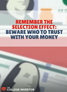 selection effect