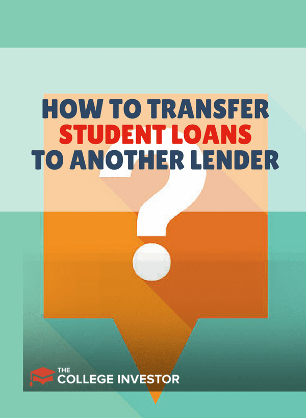 Are you having trouble with your current student loan lender? You can transfer student loans and be happier using one of these methods.
