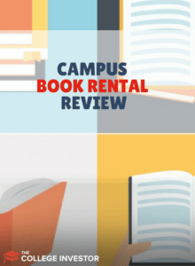 Campus Book Rentals review