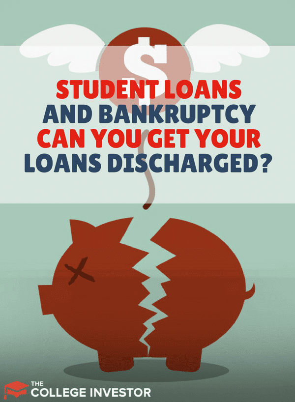 If your student loans are burdensome, and you're considering trying to remove them through bankruptcy, here are some things you should know.