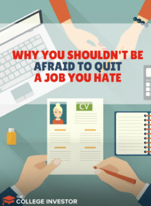 quit a job you hate