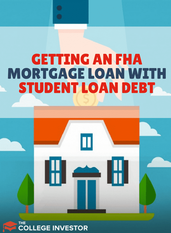 Do you have student loan debt and are trying to get a mortgage? Learn how to get an FHA mortgage loan and the factors involved.