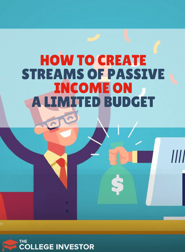 Are you on a limited budget but want to start making some passive income? Here's what you should do first, as well as ideas to earn money.