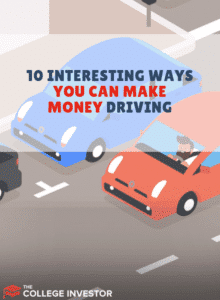 10 Interesting Ways You Can Make Money Driving