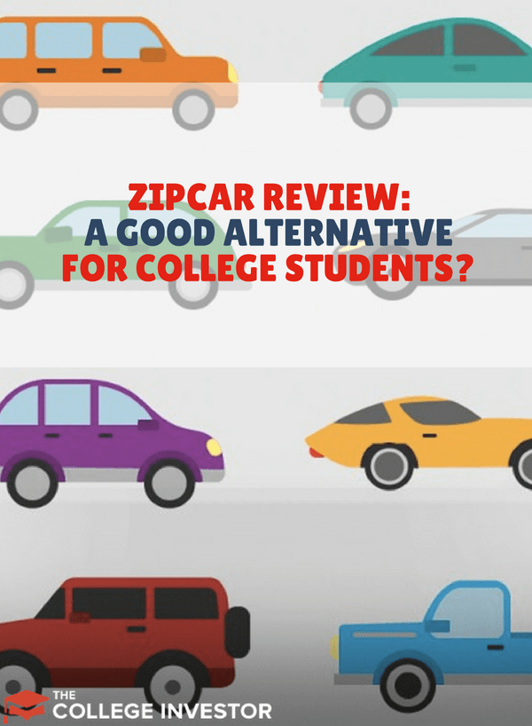 Zipcar Review: A Good Car Alternative for College Students?