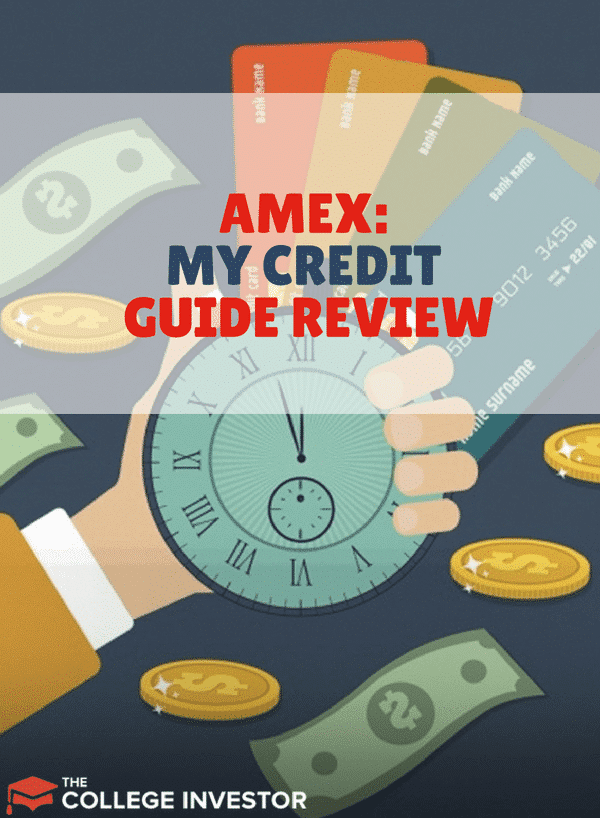 If you're looking for a website that will help you track your credit score, check out this American Express® MyCredit Guide review.