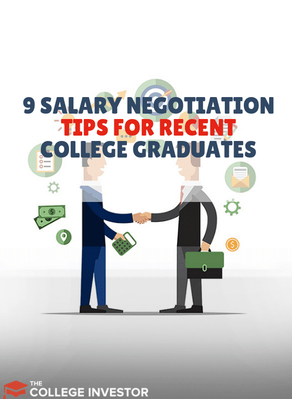 What are some great salary negotiation tips for recent college graduates? Find out how to negotiate your pay even if you're new to your field!