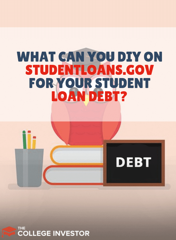 Do you know what you can do for your student loans on StudentLoans.gov? If not, this article will help you discover the many possibilities.