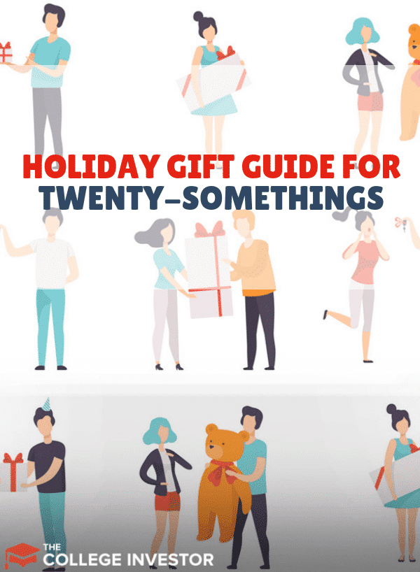 Do you have some twenty-somethings in your life? If so, check out this holiday gift guide. It's also great for recent college graduates!