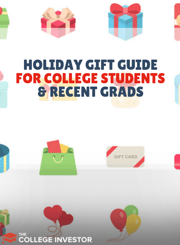 Holiday Gift Guide for College Students and Recent Grads