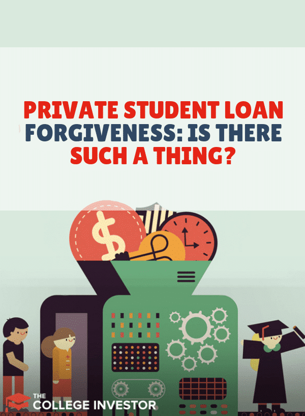Is there such a thing as private student loan forgiveness? If so, is it difficult to obtain? Are there alternative options? Read on to learn.