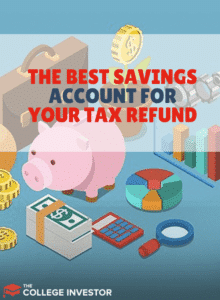 Savings Account For Your Tax Refund