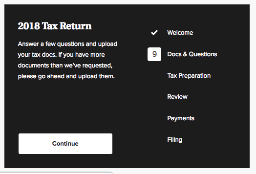 Visor Tax Prep App Review 2019: Like Uber, but for Accountants