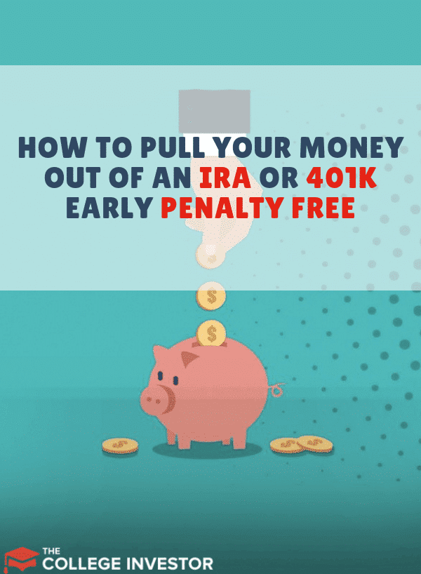 pull your money out of an IRA