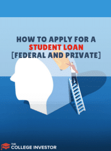 apply for a student loan