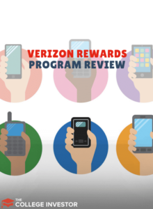 Verizon Up rewards