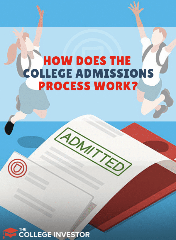 How Does the College Admissions Process Work?