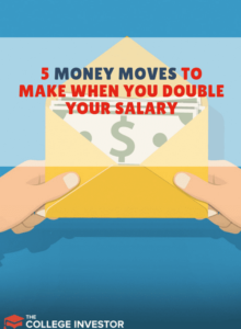 double your salary