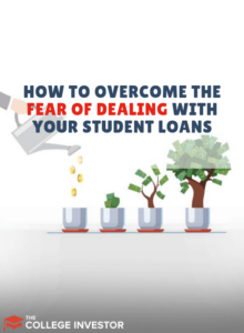 dealing with your student loans