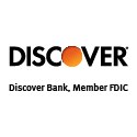 Discover Bank Square Logo