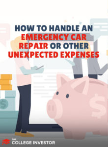 unexpected expense