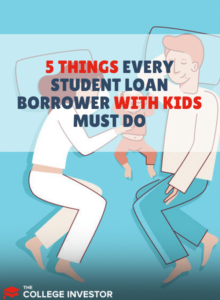 Student Loans and Kids