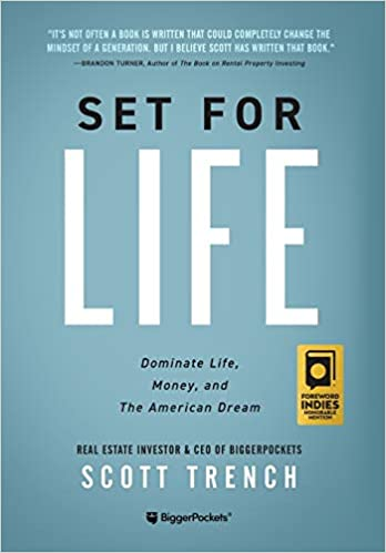 Set for Life Book Cover