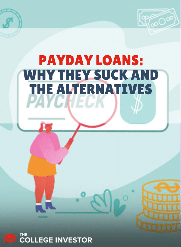 Payday Loans: Why They Suck And The Alternatives