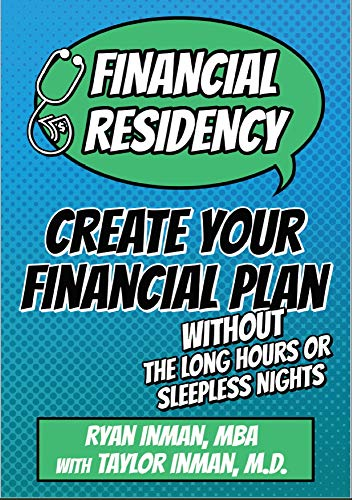 financial residency book cover