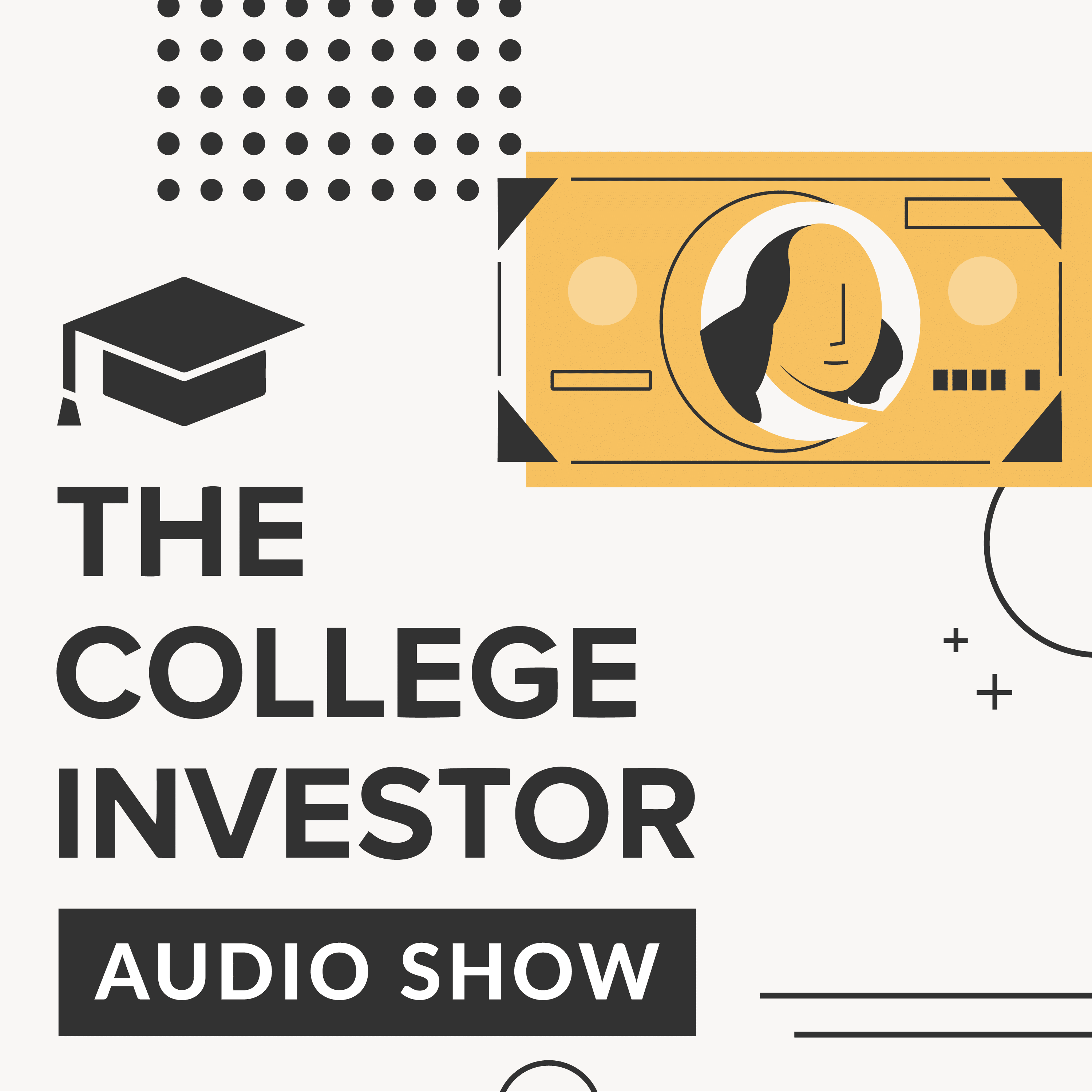 The College Investor Audio Show Cover 2021