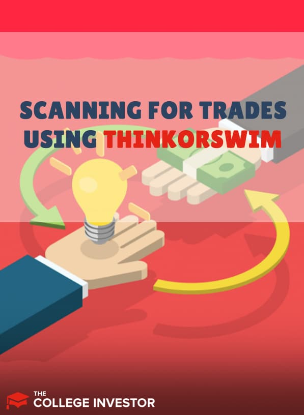 How To Scan For Trades Using ThinkorSwim