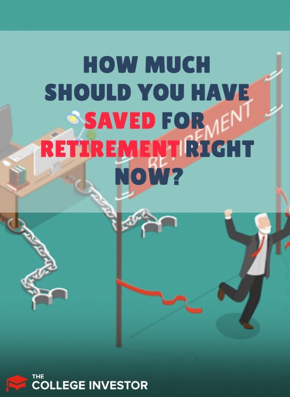 How Much Should You Have Saved For Retirement Right Now?