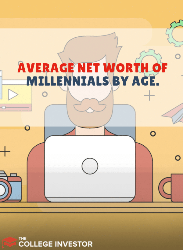 The Average Net Worth Of Millennials By Age