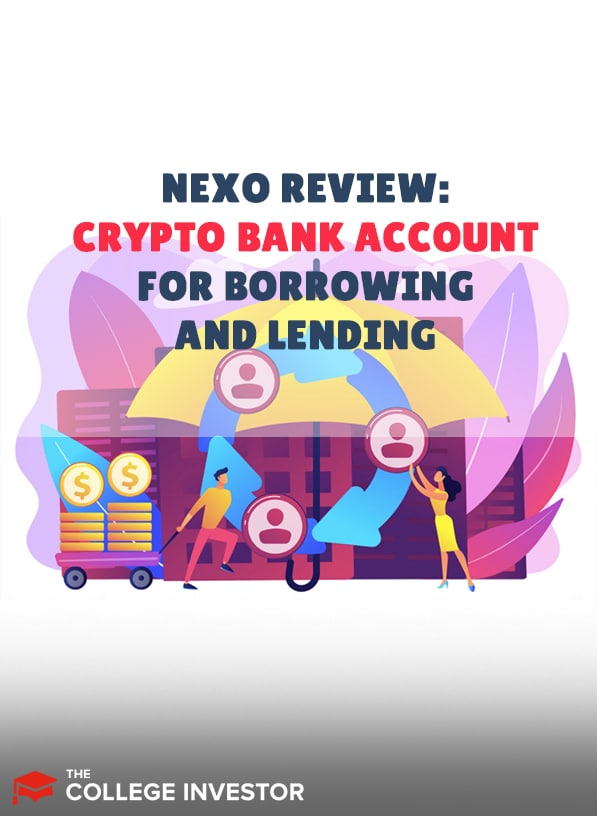 Nexo Review | Crypto Bank Account For Borrowing And Lending