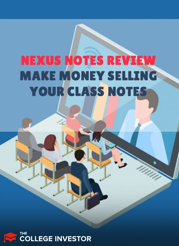 Nexus Notes Review | Make Money Selling Your Class Notes