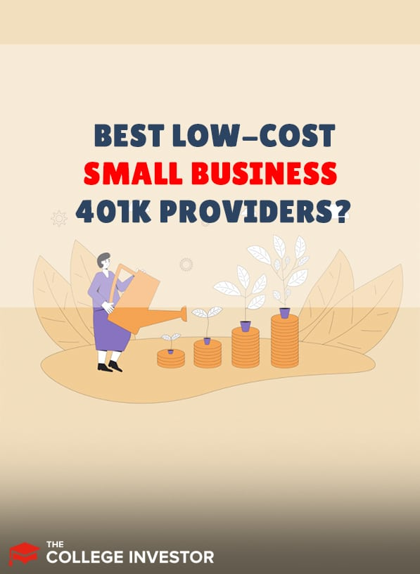 Best Low-Cost Small Business 401k Providers